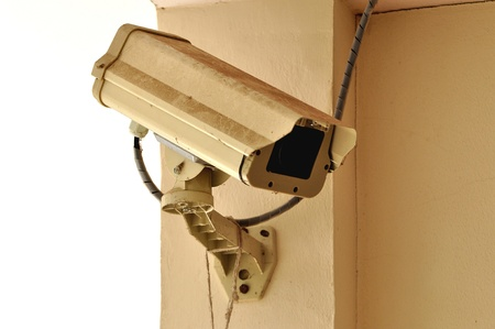 Closed-circuit television  CCTV  is the use of video cameras to transmit a signal to a specific place, on a limited set of monitors  photo