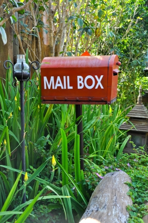 A Rural Mail Box or RMB is an artificial address that is created by Australia Post to deliver mail to a rural or remote location. photo