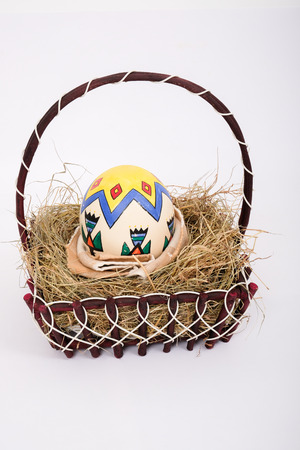 Easter eggs or Paschal eggs are decorated eggs that are usually used as gifts on the occasion of Easter.