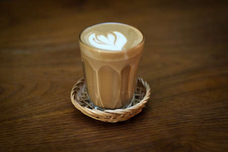 Piccolo Latte is a coffee menu for people who are bored with regular lattes and want to try a new menu of coffee with milk.