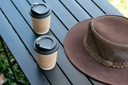 For social distancing, take-away coffee trading is gaining in popularity in the time of the coronavirus outbreak.