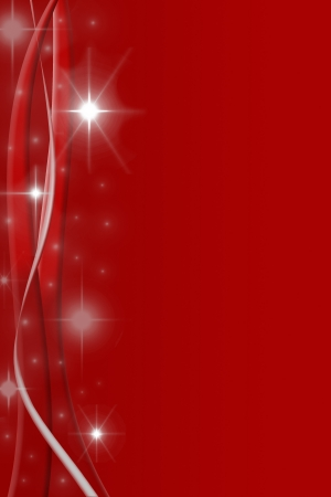 decode: christmas background for your designs in red with swirls and snowflakes