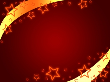 christmas background for your designs with red stars photo