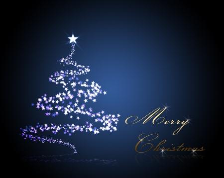 merry christmas text: Navidad de fondo para sus dise�os con un �rbol de Navidad ans Feliz Navidad Texto