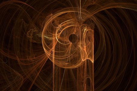 walpaper: 3d abstract walpaper Stock Photo