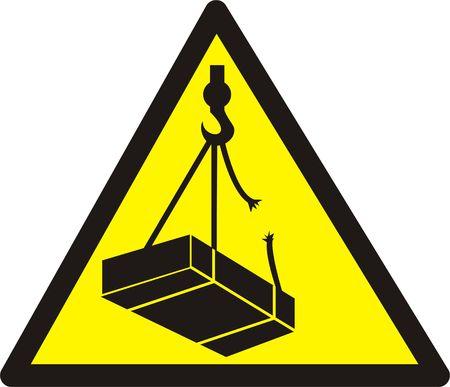 dangerously: Dangerously. Falling a cargo is possible .