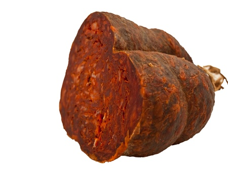 peppery: Red peppery ham
