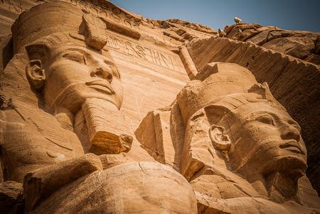 고대 이집트 아부 심벨 사이트