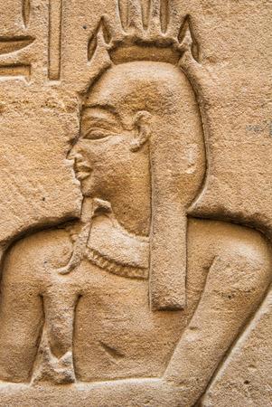 queen blue: Ancient Egypt, Abu Simbel site