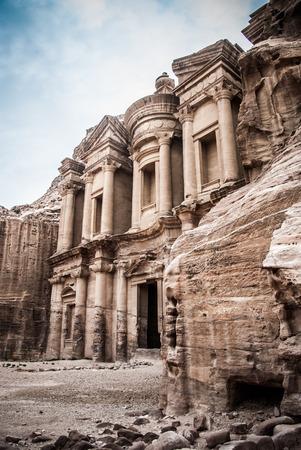 treasury: Treasury. Petra, Jordan