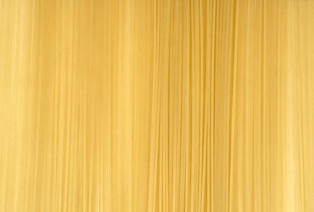 Uncooked italian spaghetti background photo
