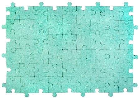 Jigsaw puzzle background photo