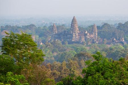 Angkor Wat Temple, Siem Reap, Cambodia. photo