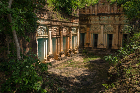 Pho Win Taung buddhist Caves in Monywa, Mandalay