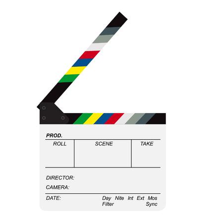 Cinema flap Illustration