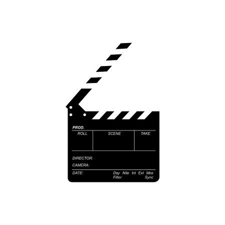 Cinema flap icon Vector Illustration