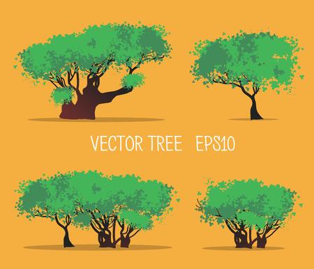 tree set Vector