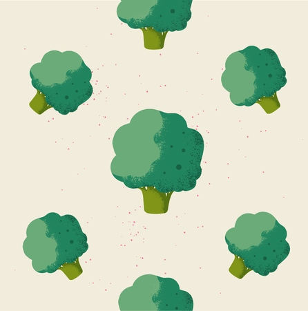 broccoli: Broccoli pattern