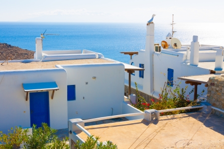 Beatiful view in Santorini island Greece Stock Photo - 17431388