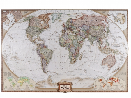 the seas: World Map