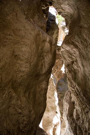 hiking in hidden canyon