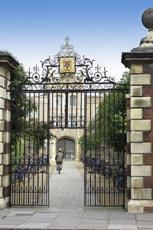 higher intelligence: Composed of thirty one colleges (one of which is named ), the university in the city of Cambridge (England) attracts young people from around the world hoping to gain a vintage education as well as impressive exam results under the guidance of diisti