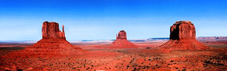 state of arizona: monument valley