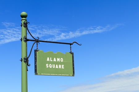 Alamo Square, San Francisco California photo