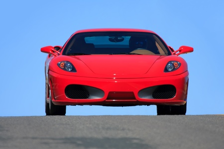 expensive: sports car Editorial