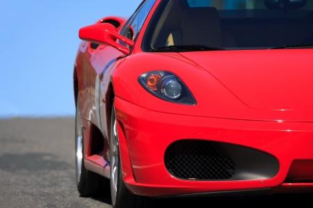 silhouette voiture: voiture de sport Éditoriale