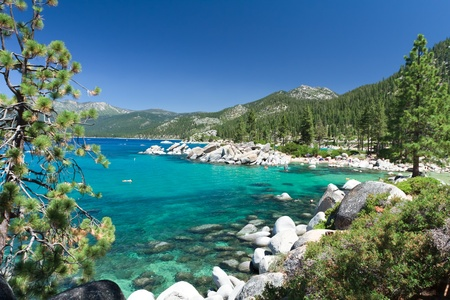 Lake Tahoe Stock Photo - 13308702