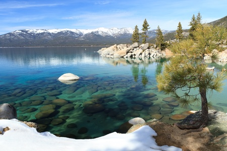 Lake Tahoe Stock Photo - 13188434