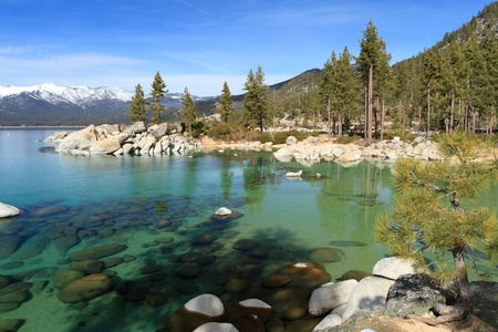 Lake Tahoe Stock Photo - 13188485