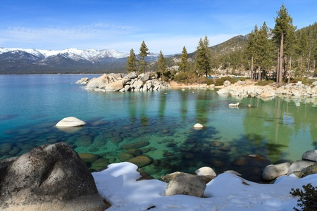 Lake Tahoe Stock Photo - 13188444