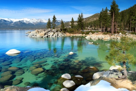 Lake Tahoe Stock Photo - 13188486