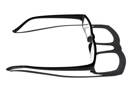 gafas de lectura: gafas de lectura Foto de archivo