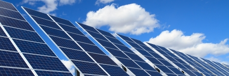 solar panels Stock Photo - 13196034