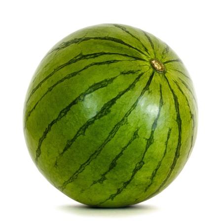 watermelon: watermelon over white background  Stock Photo