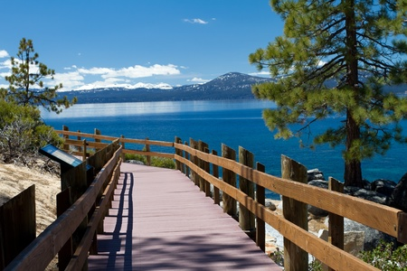 Lake Tahoe Stock Photo - 13274496