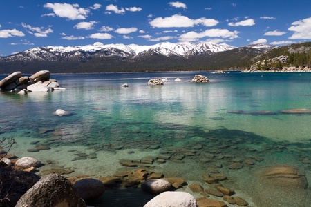 Lake Tahoe Stock Photo - 13275077
