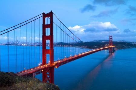 Golden Gate, San Francisco California Stock Photo - 13270897