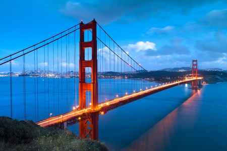 san francisco bay: Golden Gate, San Francisco California