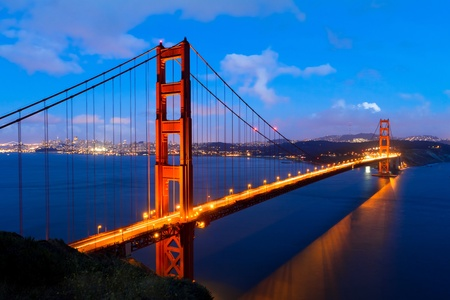 Golden Gate, San Francisco California  Stock Photo - 13274312