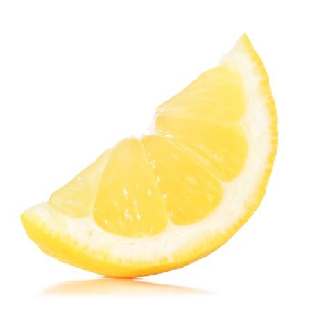 レモンのスライス 写真素材