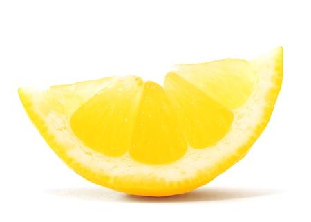 slice of lemon Archivio Fotografico