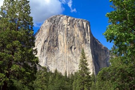 granite park: El Capitan, Yosemite National Park