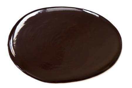 chocolate syrup: chocolate syrup