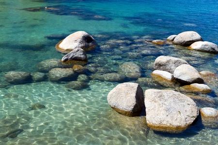 Lake Tahoe Reklamní fotografie