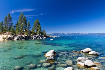 Lake Tahoe Фото со стока