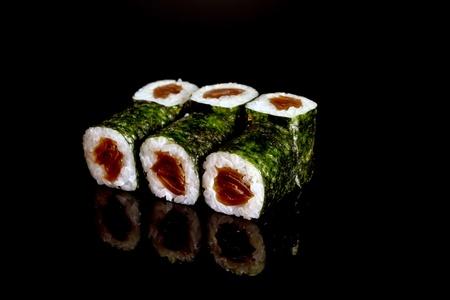 maki sushi: maki sushi Banque d'images